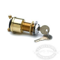 Marine Ignition Switch - Off-On