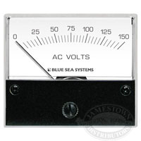 Blue Sea Systems AC Voltmeter