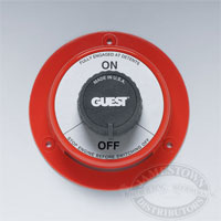 Guest Cruiser Series Battery Selector Switches