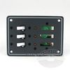 Blue Sea Systems 3 Position Toggle DC Circuit Breaker Panel