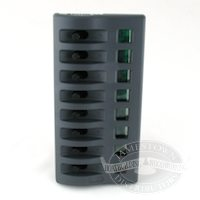 Blue Sea Systems WeatherDeck 8 Position DC Fuse Panel