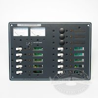 Blue Sea Systems 13 Position Toggle DC Circuit Breaker Panel
