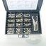 Ancor 100 Piece Tinned Copper Lug Kit W/ Crimper