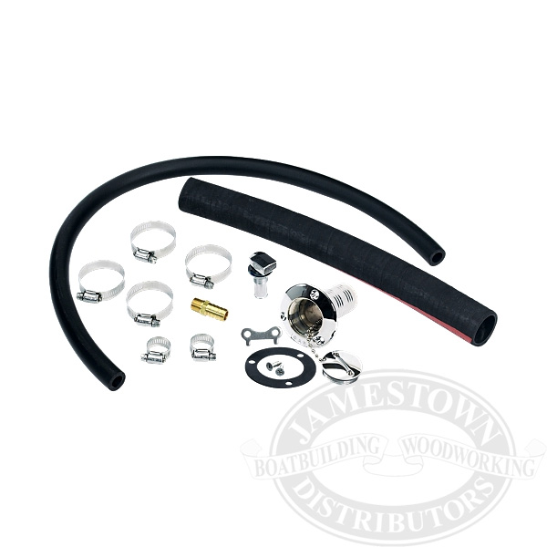 Moeller Fuel Tank Installation Kit