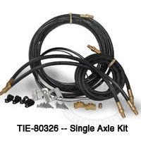 Tie Down Axle Brake Line Kits