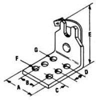 Teleflex Morse Cable Clip