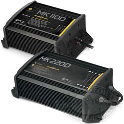 minn kota mk on board battery chargers 10 amps per bank mk110d rh jamestowndistributors com
