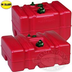 Moeller 12 Gallon Topside Fuel Tanks