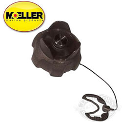 Moeller 2 Stage Fuel Cap For Portable Tanks