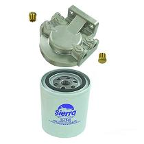 Sierra Gasoline Fuel Water Separator Kits