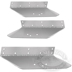 Lenco 304SS Replacement Trim Tab Blades