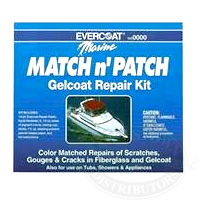 Evercoat Match & Patch Kit