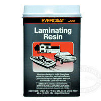 Evercoat Marine Laminating Resin