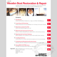 WEST System - Wooden Boat Restoration and Repair Manual