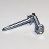 S/S Tek Self Drilling Hex Washer Screws
