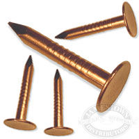 copper slate nails