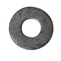 Galvanized Flat Washers