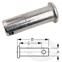 Sea-Dog Stainless Steel Clevis Pins