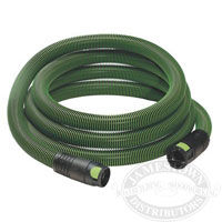 Festool Anti-Static Suction Hoses for CT Dust Extractors