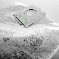 Festool CT Vacuum Self-Cleaning Filter Bags