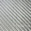 Metallic Silver Barracuda Fabric Fiberglass Cloth.