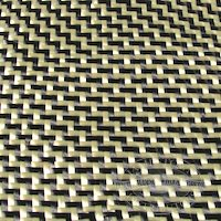 Carbon Kevlar Hybrid Cloth