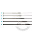 Shimano Tiralejo Spinning Surf Rods - Handle Styles
