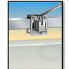 Magma Side or Square/Flat Rail Grill Mounting Bracket