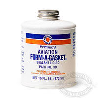 Permatex Aviation Form-A-Gasket No. 3 Sealant