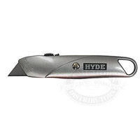 Hyde Tools Economy Top Slide Utility Knife