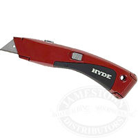 Hyde MaxxGrip Top Slide Utility Knife