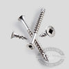 S.S. #2 Square Drive Bugle Head Screws
