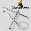 6-Lobe Woodpecker Flat Head Screws