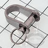 Schaefer Stamped D Shackle