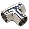 Rail Fitting/Tee 90 Degree S/S