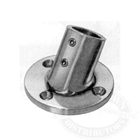 Round Base Rail Fittings