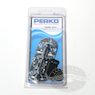 barrel bolts, hasps, perko marine hasp, perko chrome plated barrel bolt