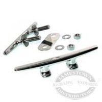 Schaefer Stainless Steel Deck Cleats