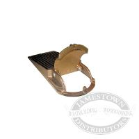 Groco Bronze Slotted Hull Strainer With Access Door