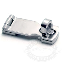 "3"" Heavy-Duty Safety Hasp Swivel"