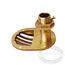 Groco Bronze Thru-Hull Scoop Strainers