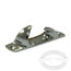 Buck Algonquin 316 Stainless Steel Skene Chocks