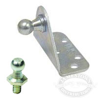 Attwood Gas Spring Mounting Bracket and Stud