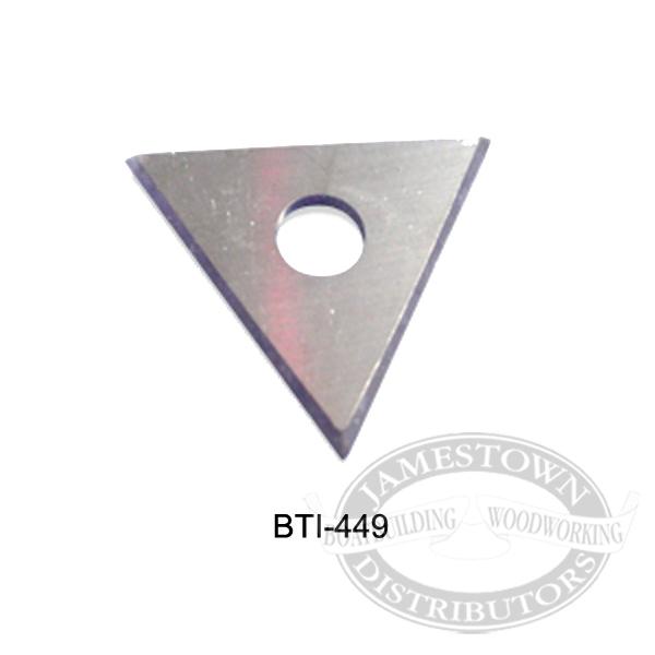 Bahco Sandvik Triangle Scraper Blades
