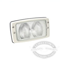 Hella 8542 Series Flush Mount Halogen Floodlight
