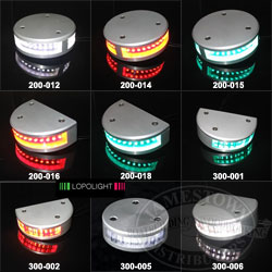 Lopolight Led Navigation Lights For Boats Up To 164 Ft 50m
