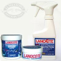 Lanocote, fastener lubricant, corrosion inhibitor