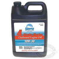 Sierra 10W-30 4-Stroke Outboard Oil