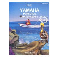 Yamaha Personal Watercraft Repair Manuals