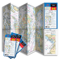 Maptech Waterproof Charts Maine to New York